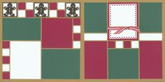 Over 100 Page kits on Sale 50% off or more Thanksgiving day.  This is Christmas Goodies Page Kit