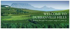 """Durbanville Hills Winery has set its sights on global success with a number of recent awards from both local and international bodies, as well as the successful rollout of its worldwide """"Adopt a Vin Provinces Of South Africa, Cape Town South Africa, Wine Country, Wines, Places To Visit, Farms, Roots, Real Estate, Success"""