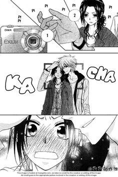 Kaichou Wa Maid-sama! 41 Page 24