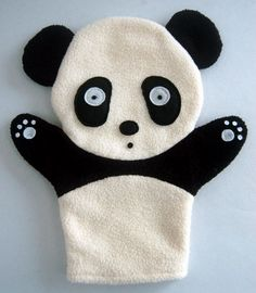 simple hand puppet http://diycrafts2013.tumblr.com/post/66382199025/how-to-tie-a-tie-3-ways-diy