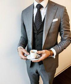 Super wedding suits men grey ideas groom attire ideas wedding ivory shawl wedding tuxedos for groom wear groomsmen best man suit men s suits bridegroom jacket+pants+vest prom party Mens Tweed Suit, Grey Suit Men, Grey Suits, Suit For Man, Man Suit Style, Wedding Men, Wedding Attire, Grey Wedding Suits For Men, Casual Wedding