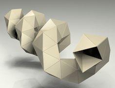 Rinus Roelofs - Spiral Polyhedra-02