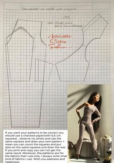 doll dress patterns Fashion Dolls Couture - Unlimited: Party Team - Made to Move Barbie - Barbie Fashionista, Barbie Sewing Patterns, Doll Dress Patterns, Clothing Patterns, Skirt Patterns, Diy Clothing, Barbie I, Barbie Dress, Barbie Party