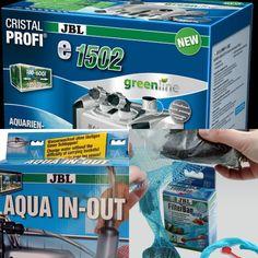 Wir haben wieder einiges von JBL am start, Au�enfilter aller Gr��en,Plankton PUR,Wassertests,Wasserwechselset IN-OUT und vieles mehr...!!! www.aquaristik-csi.de