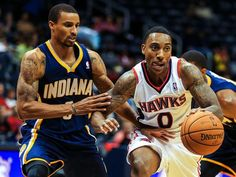 Jeff Teague traded to Indiana Pacers in three-way deal