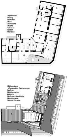 Dachaufbau theresianumgasse foto pez hejduk roofs - Lakonis architekten ...