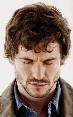 "Will Graham from ""Hannibal"" has got to be one of the most handsome men made to date. This is not a crush . . . I repeat . . . this is not a crush! lolol"