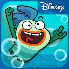 Starbucks app แจกฟรีเกมส์ Disney Fish Hooks และแอพ Haze บน iPhone วิธีโหลดฟรีที่นี่ [ U.S. Store]