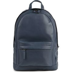 PB0110 Leather backpack