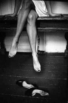 Amo los pies desnudos