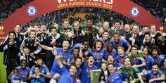 Chelsea FC - Europa League 2012-2013 Winners! #CFCAmsterdam