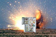 Greenfreeze: un sistema di refrigerazione che, al posto dei più impattanti gas refrigeranti HCFC e HFC, utilizzarefrigeranti naturali a bassissimo impatto ambientale