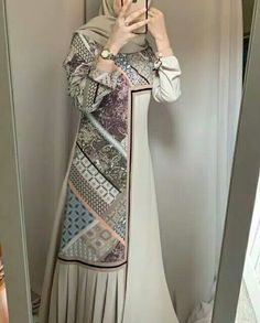 Iranian Women Fashion, Islamic Fashion, Muslim Fashion, Modest Fashion, Fashion Dresses, Batik Fashion, Abaya Fashion, Mode Abaya, Hijab Fashion Inspiration