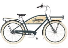 Electra Delivery 3i Chicago Grey Beachcruiser