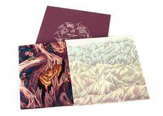 Fleet Foxes Album Packaging on Behance