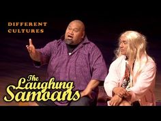 """The Laughing Samoans - """"Different Cultures"""" from the Funny Chokers DVD Comedian Videos, Intercultural Communication, Communication Studies, New Shows, Different, Comedians, The Funny, Laughing, Comedy"""