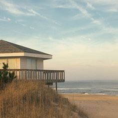 Secluded Southern Beach Vacations: Sandbridge Beach