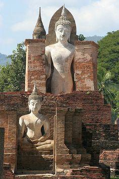 Sukothai, Thailand - Wat Sorosak