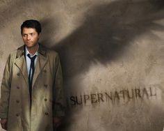Supernatural - Castiel, the Fallen Angel (portrayed by Misha Collins). #Supernatural #SPN #TV_Show