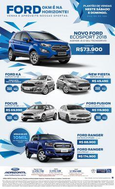 E-mail Marketing Ford Horizonte