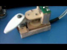 Como hacer un servomotor casero - YouTube