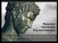 Monuments have no voice - They must have yours
