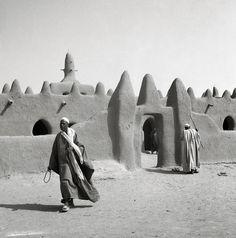 MOSQUÉE DE SENOSSA, Mali - MARIE SCHUITEN