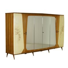 Armadio anni 50-60 Credenza, Objects, Mid Century, Cabinet, Storage, Modern, Furniture, Design, Home Decor