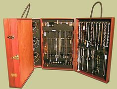 The Mother of all portable jewelry display cases!