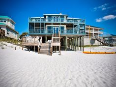 Grayton Beach Vacation Rental - VRBO 210012 - 6 BR Beaches of South Walton House in FL, Seas the Day- Enjoy This Private Beach on the Gulf, ...