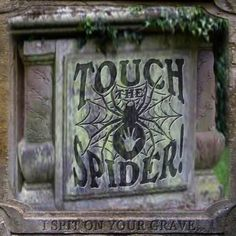 Free album download: I spit on your grave As goodie there's the CD - I spit on your grave - for free:     http://www.touchthespider.de/Download.html        I spit on your grave   Inspired by Joy Division, early Pink Floyd, Hawkwind, Motörhead, Black Sabbath, Pentagram and Saint Vitus.  An emotionally thick and entirely developed atmosphere evolves from the melancholic and at the same time catchy sound. Feels like Black Sabbath jamming with Joy Division.
