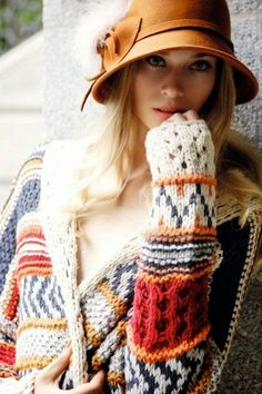 Dziana Moda: Doskonałe zestawy kolorów dla wełniaków