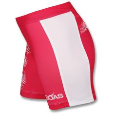 ded4a25ab6153 Pink Peacock Tri Short by SOAS Tri Shorts