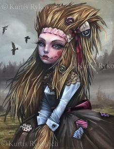 Scarecrow, 2014 - Kurtis Rykovich
