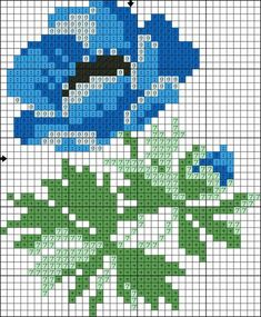 Embroidery patterns cross stitch flowers bloemen ideas for 2020 Mini Cross Stitch, Cross Stitch Cards, Cross Stitch Rose, Cross Stitch Flowers, Modern Cross Stitch, Counted Cross Stitch Patterns, Cross Stitch Designs, Cross Stitching, Cross Stitch Embroidery