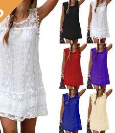 Loving this dress for Summer
