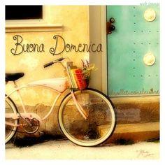 Buona domenica a tutti voi! || Buen Domingo para todos ustedes! || #Bicicleta  #Bicycle