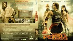 Prince of Persia:Sands of Time Blu-ray Custom Cover Ben Kingsley, Blu Ray Movies, Prince Of Persia, Jake Gyllenhaal, Doll Houses, Sands, Cover Design, Fan Art, Dollhouses