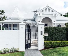 This grand old Queenslander in Brisbane combines all the right elements for a fabulous family home: timeless design, practicality and a character all of its own. home, A Stately Queenslander Becomes a Fresh Family Sanctuary