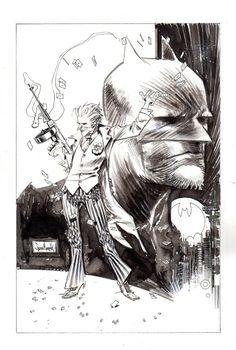 Batman and The Joker by Sean Murphy