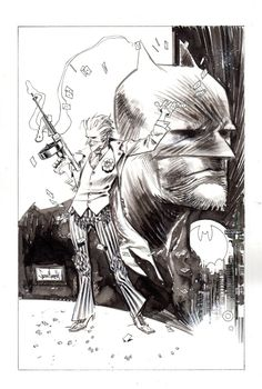 Batman and The Joker by Sean Murphy