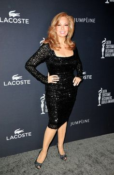 Raquel Welch attends the 16th Costume Designers Guild Awards with presenting sponsor Lacoste at The Beverly Hilton Hotel on February 22, 2014 in Beverly Hills, California.