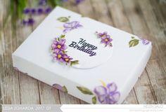 Кімната натхнення з Оленою Сало – квіткова коробочка - Lesia Zgharda