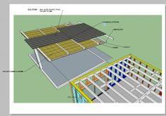 Garage Double, Facade, Construction, Law School, Building, Facades