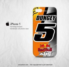 Ryan Dungey 5 KTM Red Bull Motocross Fox Team iPhone 5 Case | Dalmanaz - Accessories on ArtFire Cool Cases, Cool Phone Cases, Iphone Cases, Ktm Dirt Bikes, Dirt Biking, Ryan Dungey, Number 5, Bike Stuff, Bike Life