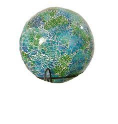 Garden Sculptures, Garden Supplies, Your Heart, Statues, House Warming, Balls, Outdoor Living, Blue Green, Christmas Bulbs