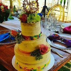 zulu cake by gugu baker traditional wedding in GiyaniWedding Cake Near Miami wherever Tsonga Traditional Weddi Simple Beach Wedding, Modern Wedding Venue, Rustic Wedding Reception, Rustic Wedding Flowers, White Wedding Cakes, Unique Wedding Cakes, Wedding Ideas, Casual Outdoor Weddings, Outdoor Wedding Dress