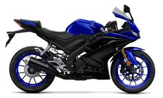 Yamaha YZF-R125 modèle 2019