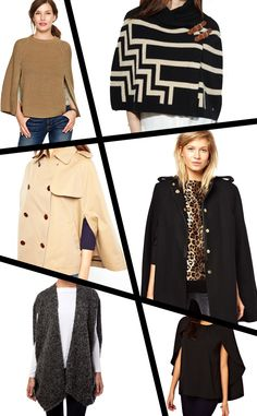 Favorite capes for fall