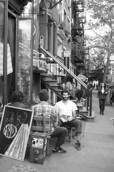East village, NY, i love this place ; East Village, Manhattan, Backpacker, My Dream, New York City, Street View, Places, The Neighbourhood, Cities